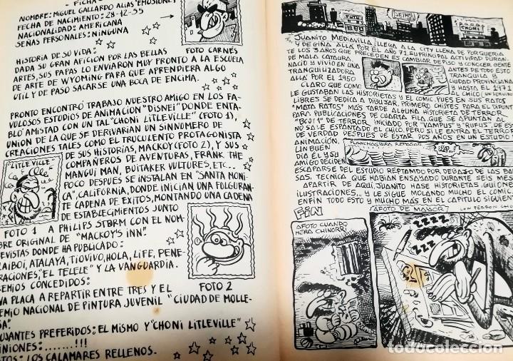 Cómics: EL VÍBORA Nº 7 1980 - Foto 5 - 158947458