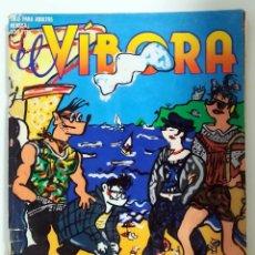 Cómics: EL VÍBORA Nº 56-57. EXTRA DE VERANO. PORTADA DE MARISCAL. Lote 158949090