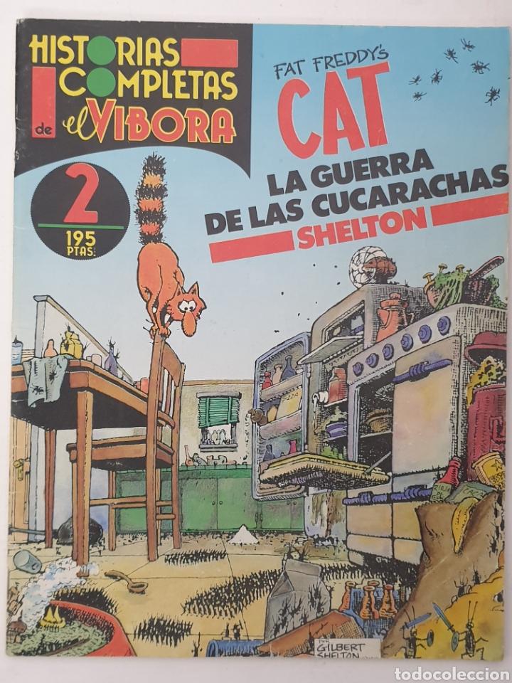 Cómics: Lote 6 historias completas El Vibora - Foto 4 - 158717049