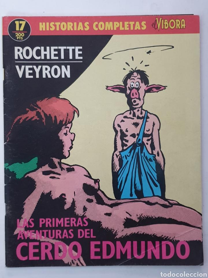Cómics: Lote 6 historias completas El Vibora - Foto 5 - 158717049
