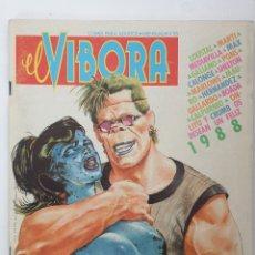 Cómics: LOTE 3 CÓMICS EL VIBORA. Lote 158953078