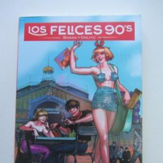 Fumetti: LOS FELICES 90 BOADA / ONLIYÚ LA CUPULA BUEN ESTADO. Lote 158961434
