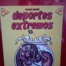 Cómics: DEPORTE EXTREMOS # E2. Lote 159773458
