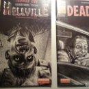 Cómics: HELLVILE + DEAD END - THOMAS OTT / LA CÚPULA 2001. Lote 159887530