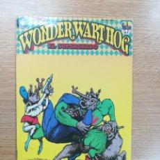 Cómics: WONDERWART-HOG EL SUPERSERDO #8. Lote 160008066
