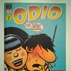 Cómics: ODIO - VOLUMEN 1 - PETER BAGGE - HATE - BIENVENIDO A SEATTLE, BUDDY - 1A EDICIÓN. Lote 160478960