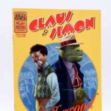 Cómics: BRUT COMIX. CLAUS & SIMÓN EN HOLLYWOOD (DANIEL ACUÑA / SANTIAGO ARCAS) LA CÚPULA, 1998. OFRT. Lote 211638220