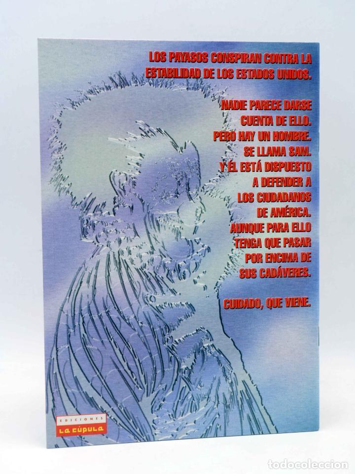Cómics: BRUT COMIX. SUEÑOS DE PATRIOTA (Hoces) La Cúpula, 1995. OFRT - Foto 2 - 223669162