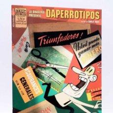 Cómics: BRUT COMIX. LA BRASERÍA PRESENTA… DAPERROTIPOS (MAL&CÍA) LA CÚPULA, 2003. OFRT. Lote 161260268
