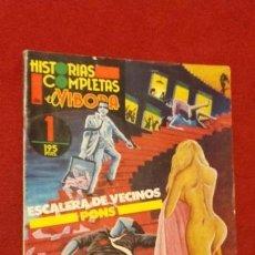 Cómics: HISTORIAS COMPLETAS 1 - ESCALERA DE VECINOS - PONS. Lote 161312370