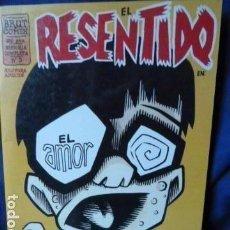 Cómics: EL RESENTIDO N.3 . Lote 161362494