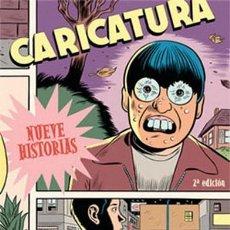 Cómics: CARICATURA. NUEVE HISTORIAS. DANIEL CLOWES. EDIC. LA CUPULA. Lote 161371438