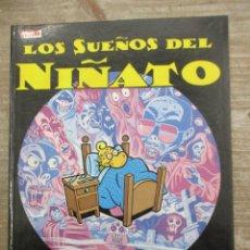 Cómics: LOS SUEÑOS DEL NIÑATO - GALLARDO - LA CUPULA. Lote 170916123