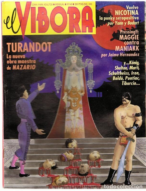 EL VÍBORA Nº 148 (Tebeos y Comics - La Cúpula - El Víbora)