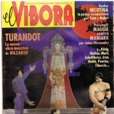 Cómics: EL VÍBORA Nº 148 . Lote 161887254