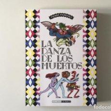 Cómics: LA DANZA DE LOS MUERTOS DE PIERRE FERRERO. LA CÚPULA.. Lote 162183830