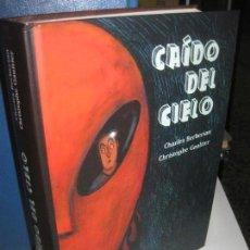 Cómics: CAIDO DEL CIELO. BERBERIAN / GAULTIER. EDICIONES LA CUPULA, 1ª EDICION 2012. Lote 258994500