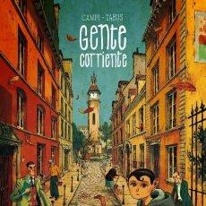 Cómics: GENTE CORRIENTE (CAMPI / ZABUS) LA CUPULA - CARTONE - IMPECABLE - OFI15T. Lote 163012974