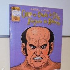 Comics : BRUT COMIX COMO UN GUANTE DE SEDA FORJADO EN HIERRO Nº 4 DE 5 DANIEL CLOWES - LA CUPULA - OFERTA. Lote 163775570