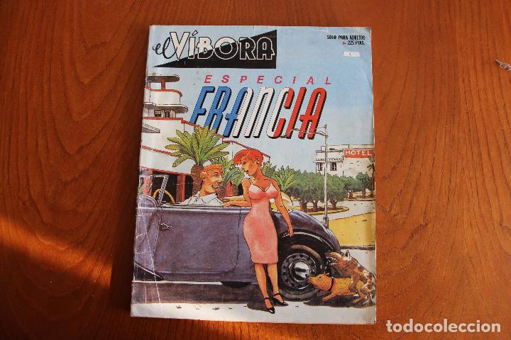 EL VIBORA ESPECIAL FRANCIA (Tebeos y Comics - La Cúpula - El Víbora)