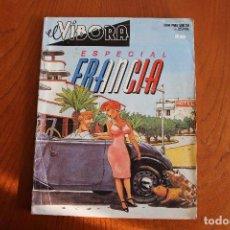 Cómics: EL VIBORA ESPECIAL FRANCIA. Lote 163789714
