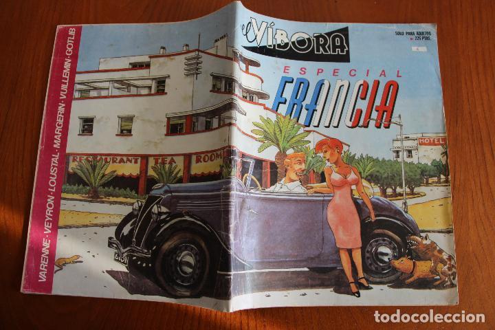 Cómics: El Vibora ESPECIAL FRANCIA - Foto 2 - 163789714