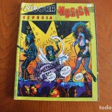 Cómics: EL VIBORA ESPECIAL MUSICA. Lote 163794146