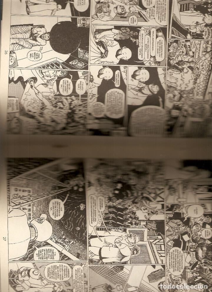 Cómics: HISTORIAS COMPLETAS DE EL VÍBORA - Nº 6 - LA MUELA PICADA - PETILLON - LA CUPULA - 1987 - - Foto 3 - 34897987