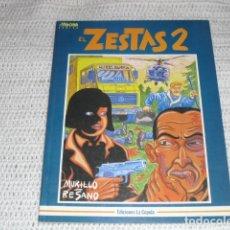 Cómics: EL CESTAS 2 - EDICIONES LA CÚPULA -. Lote 164447006