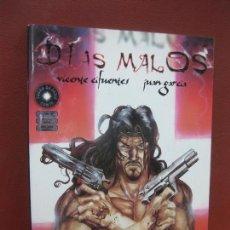 Cómics: DIAS MALOS. VICENTE CIFUENTES - JUAN GARCIA. EDICIONES LA CUPULA 2002.. Lote 164679262