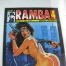 Cómics: RAMBA 4. SERIES X. MARCO DELIZIA / MAURO LAURENTI. EDICIONES LA CUPULA 1991. Lote 165071666