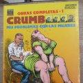 Lote 165326098: OBRAS COMPLETAS CRUMB - Nº 1 MIS PROBLEMAS CON LAS MUJERES - EL VIBORA COMIX
