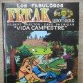 Lote 165364406: LOS FABULOSOS FREAL BROTHES - SHELTON - VIDA CAMPESTRE - TAPA DURA - EDICIONES LA CUPULA