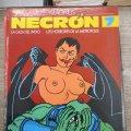 Lote 165461834: NECRON - MAGNUS - LA CAZA DEL INDIO - NUMERO 7 - EDICIONES LA CUPULA