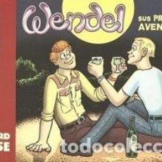 Fumetti: WENDEL: SUS PRIMERAS AVENTURAS --- HOWARD CRUSE. Lote 166777186