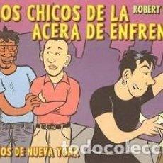 Fumetti: LOS CHICOS DE LA ACERA DE ENFRENTE. LOS AÑOS DE NUEVA YORK --- ROBERT KIRBY. Lote 166777842
