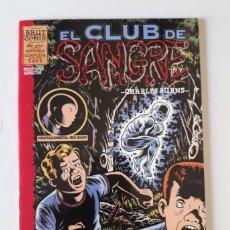 Cómics: CHARLES BURNS: EL CLUB DE SANGRE - BRUT COMIX, LA CÚPULA.. Lote 166901832