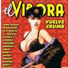 Cómics: EL VÍBORA Nº 277 . Lote 167154292