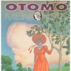 Cómics: OTOMO MEMORIAS 2ª EDICIÓN REVISADA . Lote 167155508
