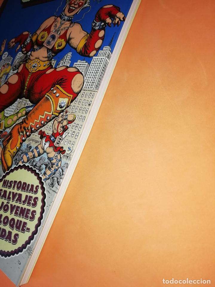 Cómics: CRUMB. OBRAS COMPLETAS Nº 14 . CHICAS,CHICAS ,CHICAS. LA CUPULA. - Foto 3 - 168031120