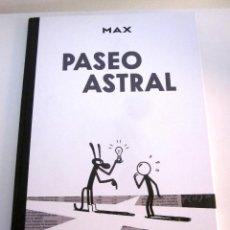 Cómics: MAX PASEO ASTRAL LA CÚPULA 2013 DIARIO EL PAÍS FERIA INTERNACIONAL ARCO. Lote 168174000