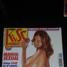 Cómics: KISS COMIX 119 EDICIONES LA CÚPULA BUEN ESTADO . Lote 168347812
