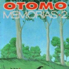 Cómics: COMIC011* ,OTOMO MEMORIAS. 2 VIBORA COMIX. Lote 169240192