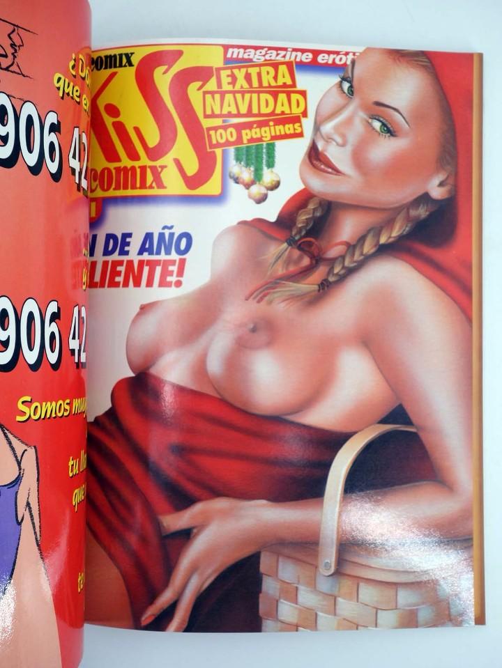 Cómics: ENCICLOPEDIA KISS COMIX RETAPADO NºS 109, 110, 111 (Vvaa) La Cúpula, 2000. OFRT antes 5,95E - Foto 3 - 169603196