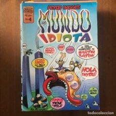 Cómics: PETER BAGGE - MUNDO IDIOTA Nº 4 - BRUT COMIX LA CÚPULA 1996. Lote 169626088