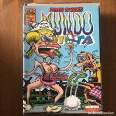 Cómics: PETER BAGGE - MUNDO IDIOTA Nº 5 - BRUT COMIX LA CÚPULA 1996. Lote 169626240