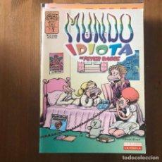 Cómics: PETER BAGGE - MUNDO IDIOTA Nº 7 - BRUT COMIX LA CÚPULA 1999. Lote 169626548