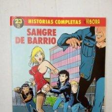 Cómics: HISTORIAS COMPLETAS EL VÍBORA 23: SANGRE DE BARRIO, DE JAIME MARTÍN. Lote 171110438