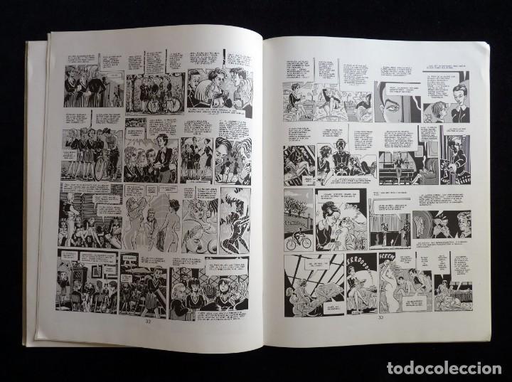 Cómics: INTERNAS. GALIANO - MARTA - PONS. EL VÍBORA SERIES. ED. CÚPULA, 1985 - Foto 2 - 171217514