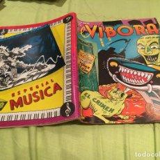 Cómics: EL VIBORA Nº 35 1980 EDICIONES LA CUPULA. Lote 171620055